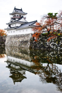 Castello Toyama Giappone