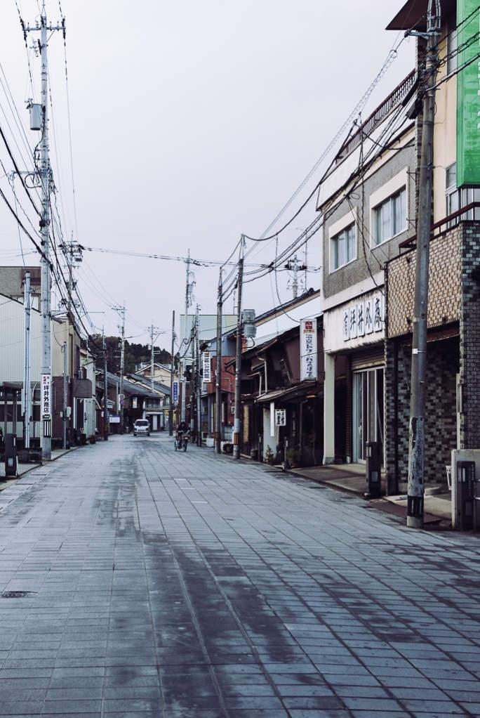 Ipponsugi Street Nanao